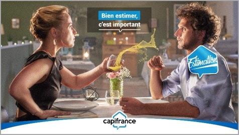 CAPIFRANCE – L'estimation