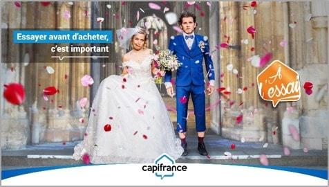 CAPIFRANCE – A l'Essai