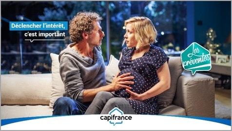CAPIFRANCE – Les Préventes